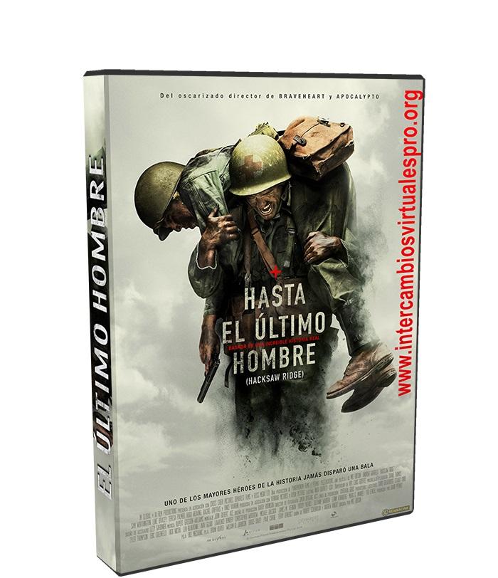 HASTA EL ULTIMO HOMBRE poster box cover