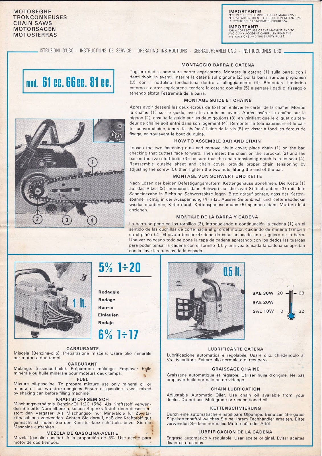 homelite super 2 chainsaw manual pdf