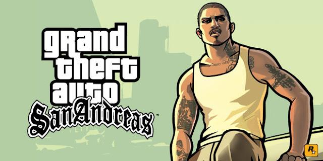 تحميل وتثبيت لعبة GTA San Andreas للأندرويد بحجم صغير