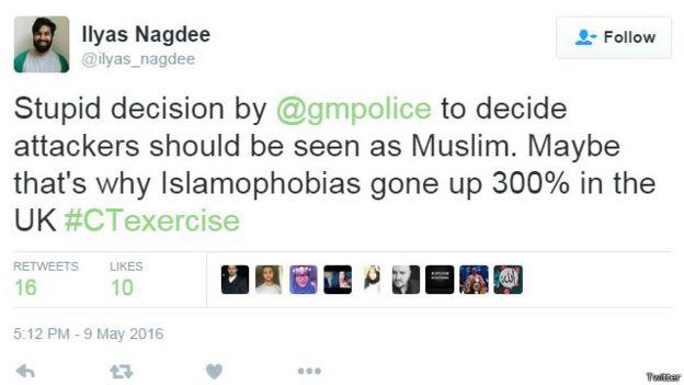 Polisi Inggris Teriakkan 'Allahu Akbar' Saat Simulasi Teror Bom, Umat Muslim Tersinggung