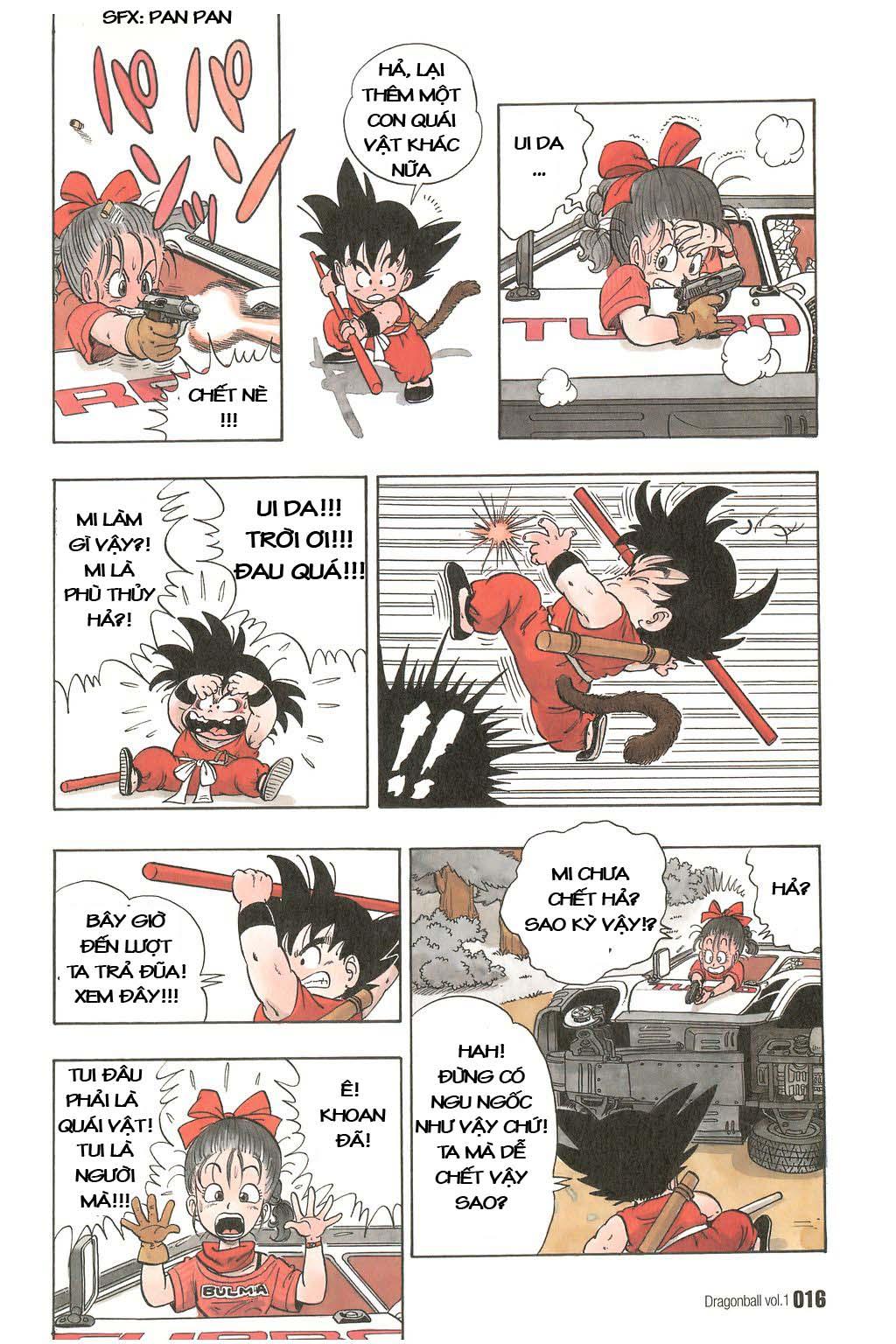 Dragon Ball chap 1 trang 19