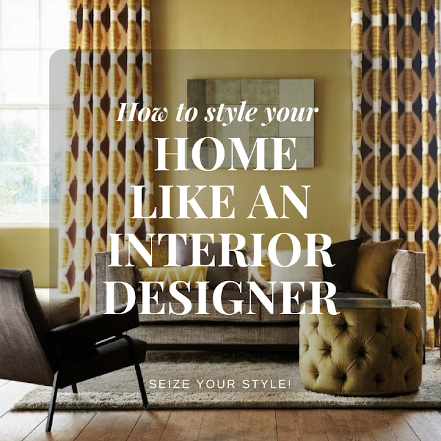 How to Style Your Home Like an Interior Designer