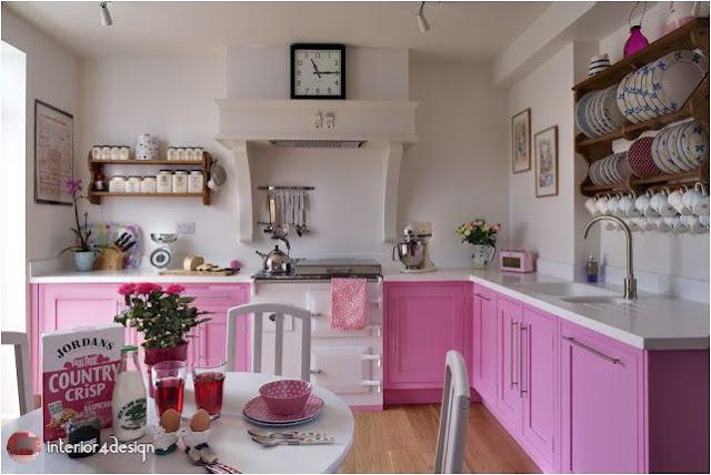 Top 20 Pink Kitchens 9