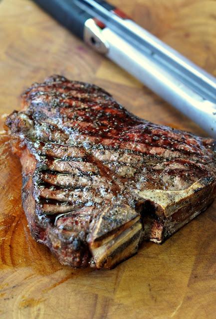 Porterhouse Steak - gegrillt von Koch und Grill-Experte Manuel Weyer