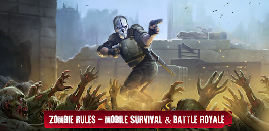 Zombie Rules - Shooter of Survival & Battle Royale Apk v1.3.3 Android