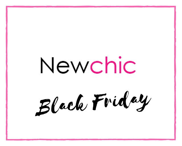 Promoção Black Friday New chic