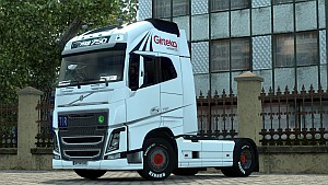 Volvo FH 16 2012 (2.4) reworked