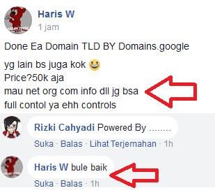 Penjual domain carding bertebaran