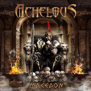 """Το video των Achelous για το """"Gaugamela"""" από το album """"Macedon"""""""