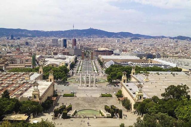 Informações do Museu de Arte da Catalunha