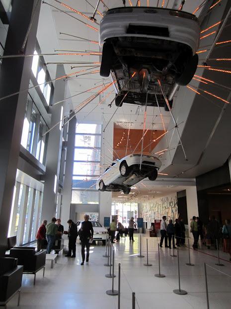 Portland Art Collective Field Trip Seattle Museum