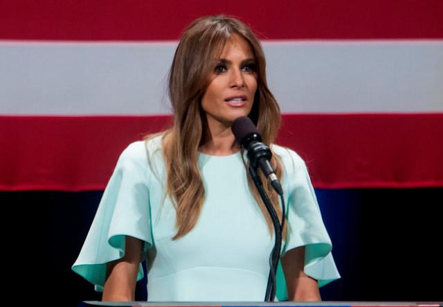 5 cosas que hace muy bien Melania Trump a pesar de su marido