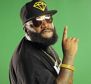 Rick Ross Beard Diondre