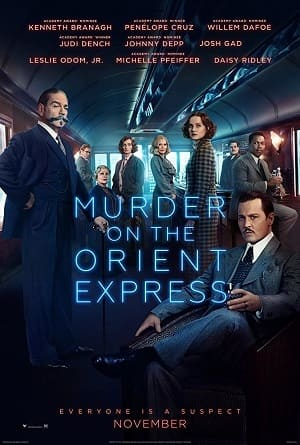 Filme Assassinato no Expresso do Oriente - Legendado 2018 Torrent