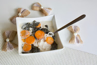 Coconut-seaweed noodle soup