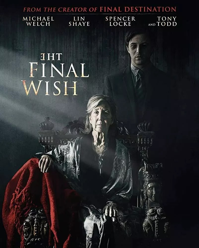 The Final Wish [2019] [CUSTOM HD] [DVDR] [NTSC] [Latino]