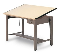 Ranger Wood Drafting Table
