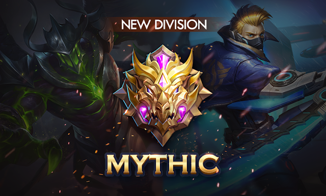 Tier (Rank) Baru - Mythic