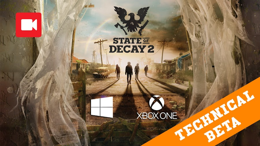 state of decay 2 technical beta live