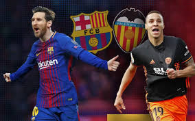 اون لاين مشاهدة مباراة برشلونة وفالنسيا بث مباشر كاس ملك اسبانيا 25-5-2019 اليوم بدون تقطيع