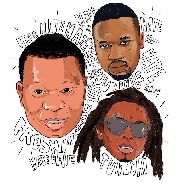 Mannie Fresh – Hate (feat. Lil Wayne, Juvenile & Birdman)
