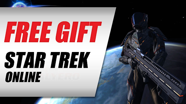 Star Trek Online, Today's Anniversary Gift And Other Goodies Claimed!