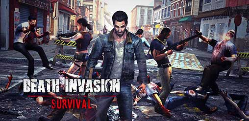 Death Invasion : Survival 1.0.28 Apk + Mod
