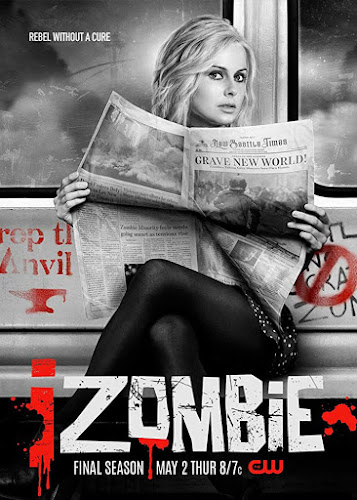 iZombie Temporada 5 (HDTV 720p Ingles Subtitulada)