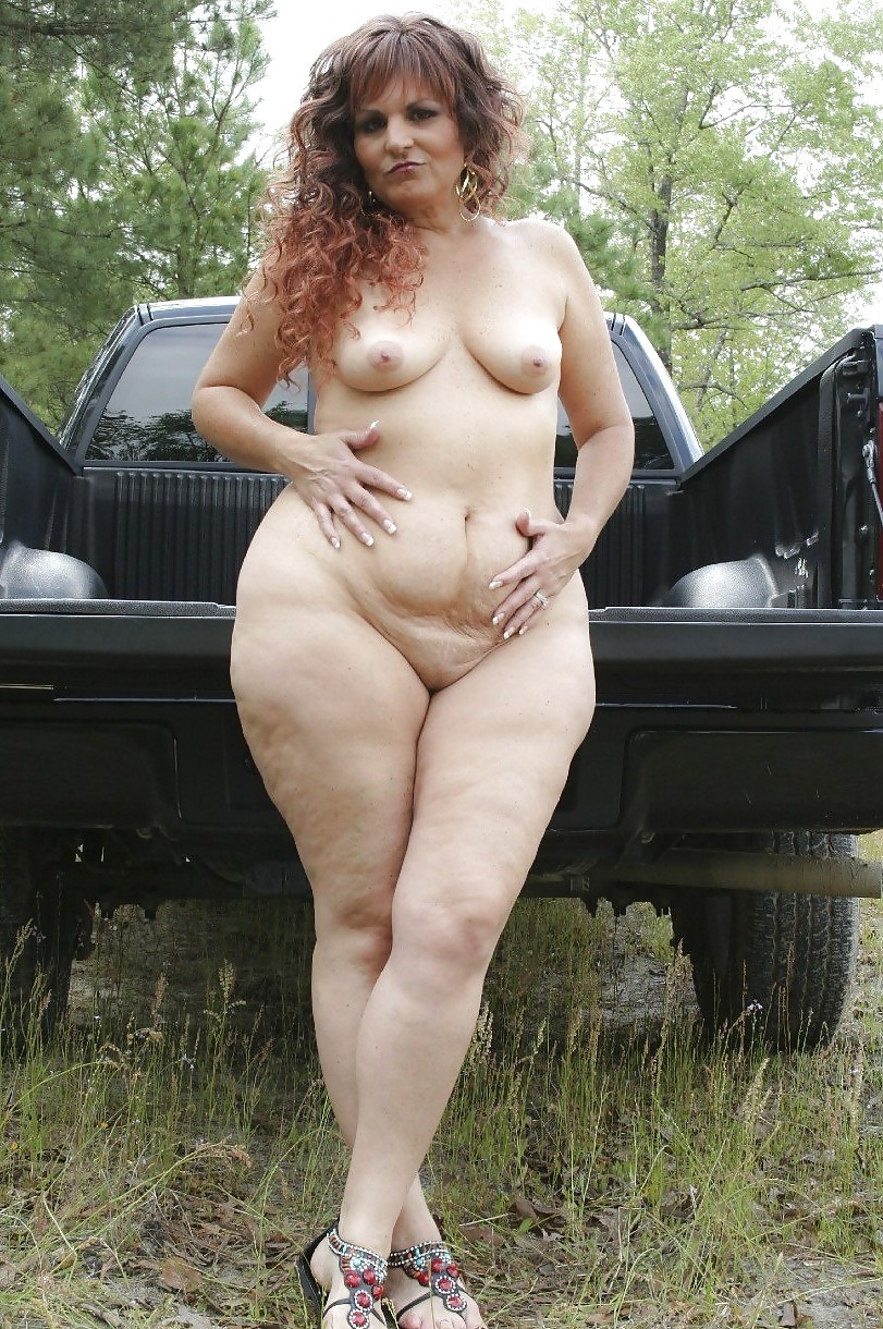 Anal wife gilf 56y wide hips bbw amber connors 6