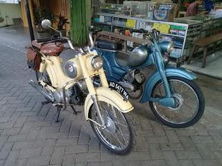 Super Zundapp Combinette 1961 No Paper plus Moped Langka Cyrus Venlo 1962