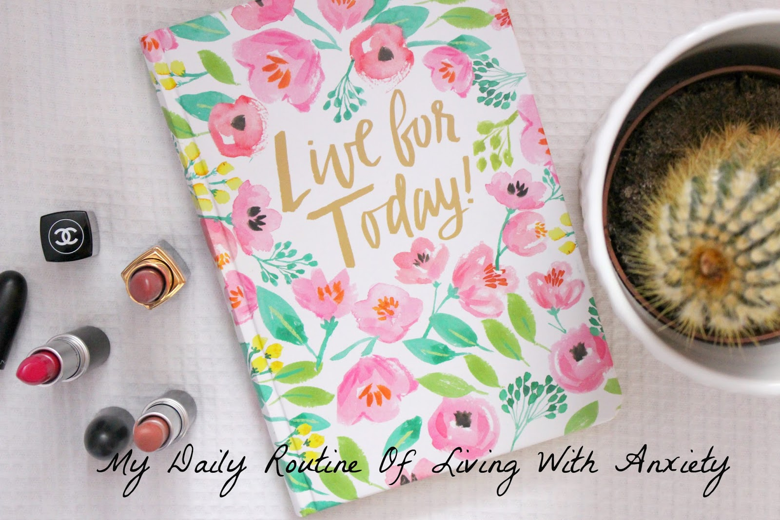 My Daily Routine Of Living With Anxiety