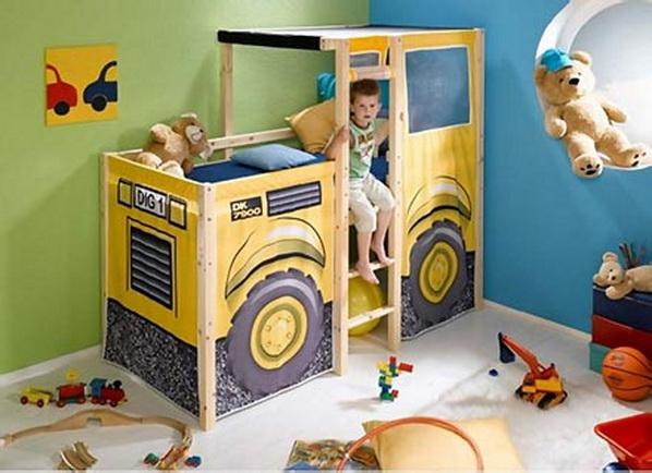 Resultado de imagem para decoração do quarto de menina de carro