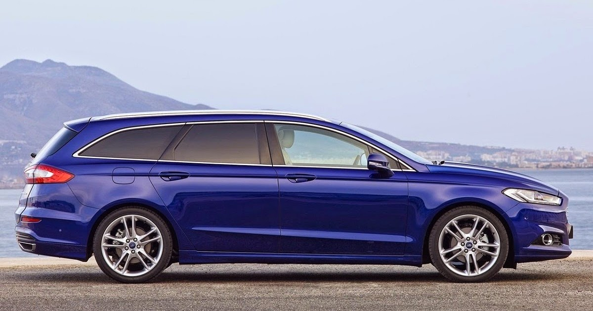 2015 Ford Mondeo Wagon 15 Litre Ecoboost 158 Hp Car Reviews New