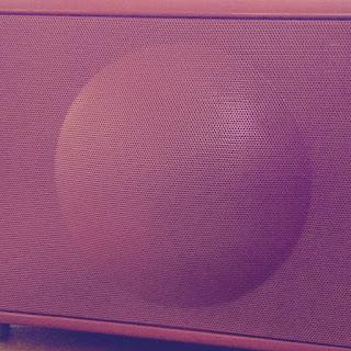 Bild eines Lautsprechers