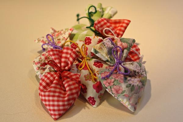 Friederike Herzige Lavendelsäckchen