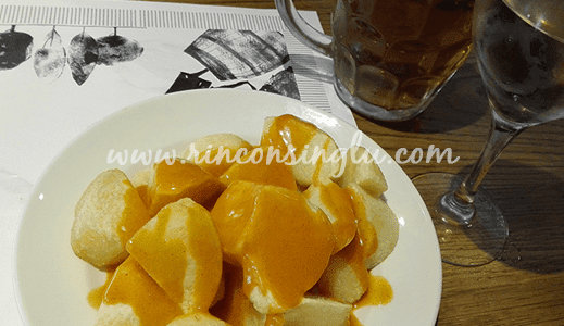 mejores patatas bravas en madrid sin gluten