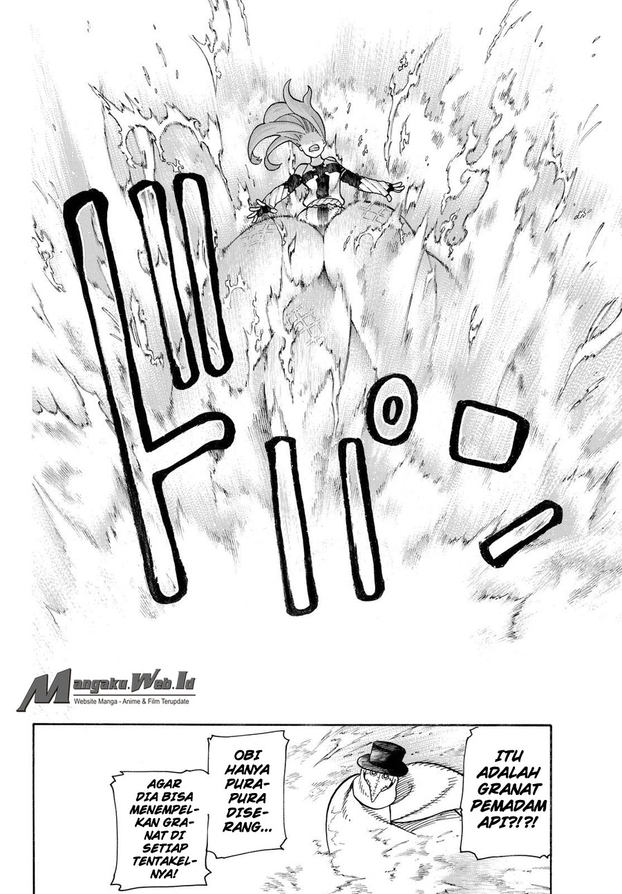 Fire Brigade of Flames Chapter 75-17