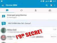 Cara Gampang Mengirim Pesan Diam-Diam Memakai Bbm For Android