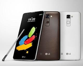 LG Stylus 2 (LG-K520DY), 4G LTE unggul di fungsi Catat-mencatat