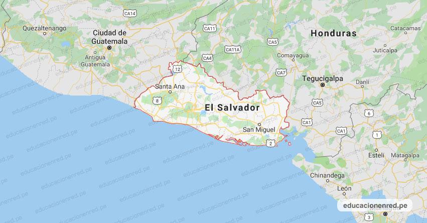 Terremoto en El Salvador de Magnitud 6.2 y Alerta de Tsunami (Hoy Jueves 16 Mayo 2019) Sismo - Temblor - EPICENTRO costas de La Unión - En Vivo Twitter - Facebook - www.marn.gob.sv