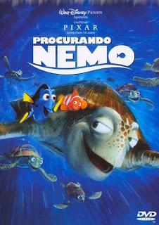 Procurando Nemo - DVDRip Dual Áudio