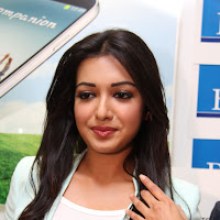Actress catherine tresa at big c store
