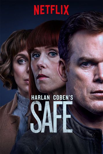 Safe Temporada 1 Completa HD 720p Latino Dual