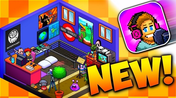 Download PewDiePies Tuber Simulator MOD APK Unlimited Money Bux