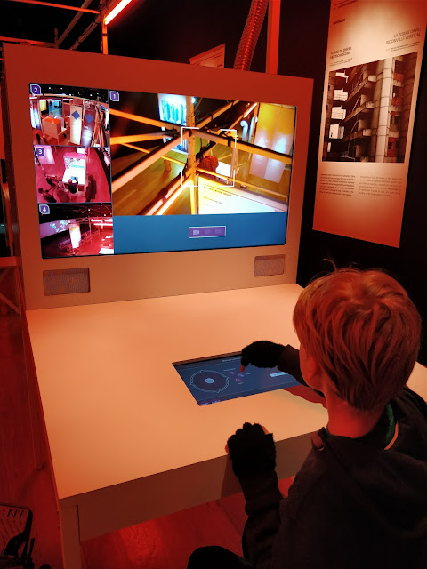 Activities at The Museum of London