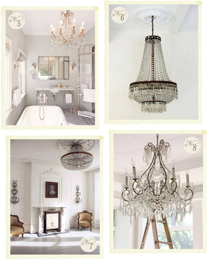 Giugno 2011 shabby chic interiors for Maison du monde lampadari