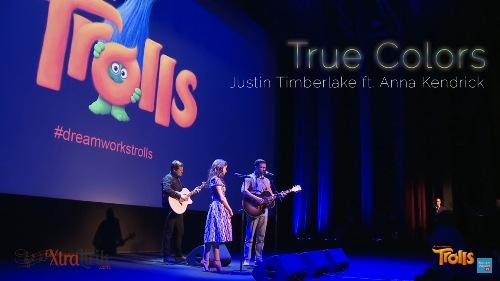 Terjemahan Lirik True Colors Justin Timberlake Ft. Anna Kendrick