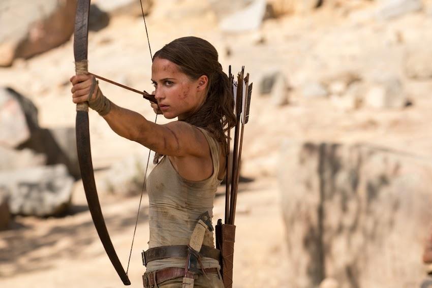 Tomb Raider - Dal 15 marzo al cinema