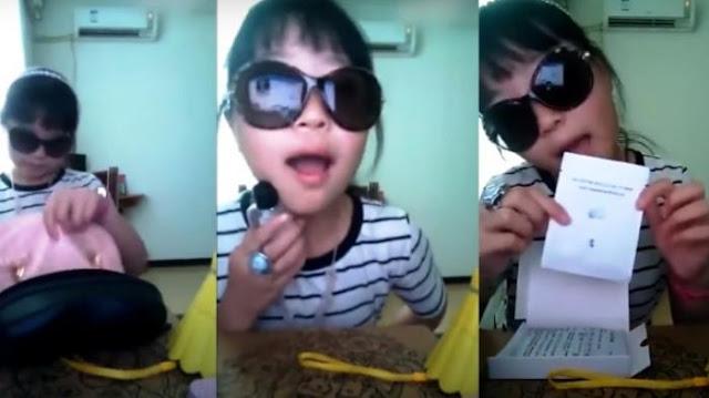 Sebut Semua Orang Miskin, Gadis Kecil Ini Jadi Incaran Netizen yang Kesal
