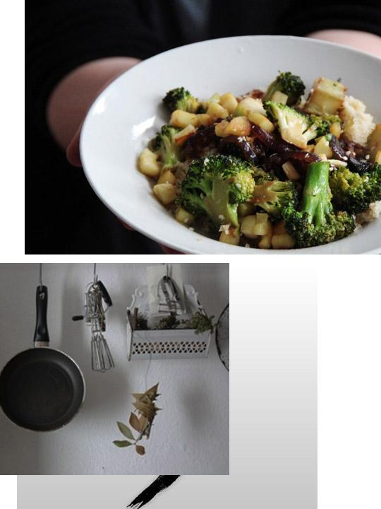 asiatischer brokkolisalat I fräulein text